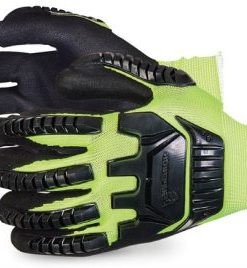 DEXTERITY GLOVES BLACK WIDOW
