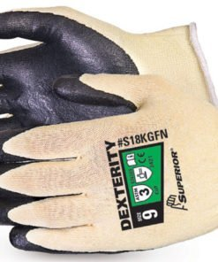 DEXTERITY GLOVES 18Ga KEVLAR