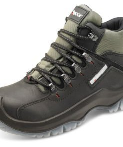 TRAXION GRIP BOOTS BLACK OR BROWN