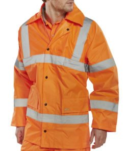 HI VIS LIGHTWEIGHT JACKET