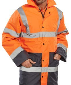 HI VIS TWO TONE JACKET