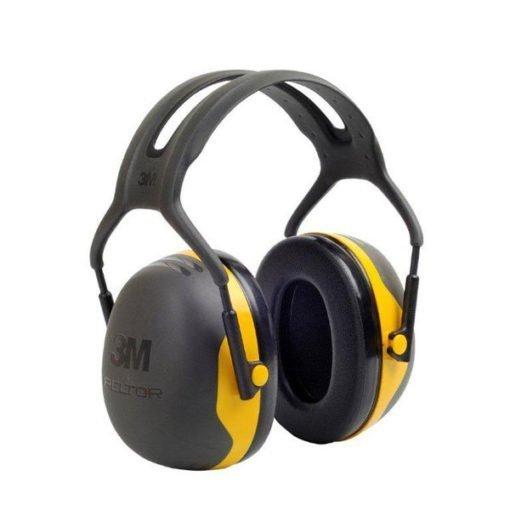 PELTOR X2A EARMUFFS ON HEADBAND