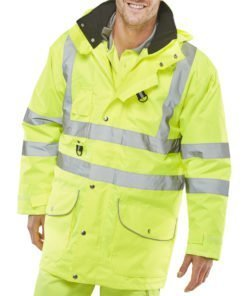 7 IN 1 HI VIS JACKET