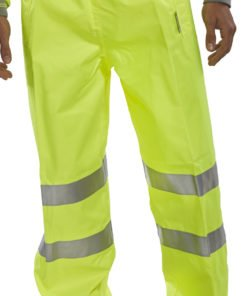 hi vis overtrousers
