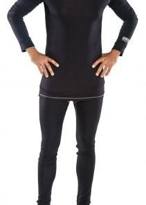 BASE LAYER VEST LONG SLEEVES - FULL VIEW