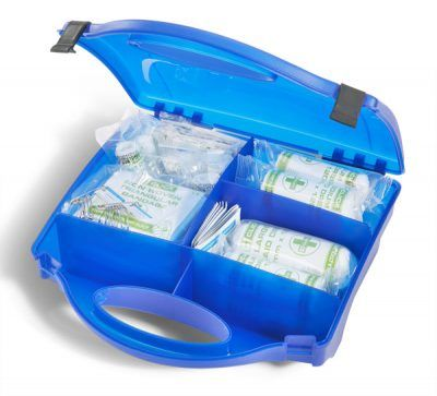 BS 8599-1 KITCHEN FIRST AID KIT SMALL
