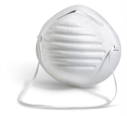 respiratory protection information - nusiance dust mask