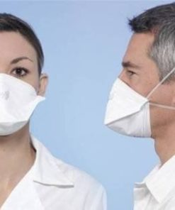 FFP3 disposable face masks for those who work with toxic dust and asbestos